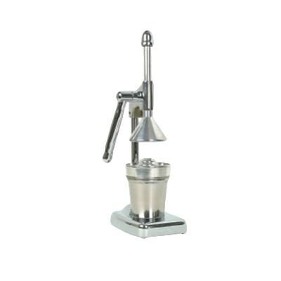 "Thunder Group ALJM001 13-3/4""H Aluminum Juicer with Stainless Steel Cup"
