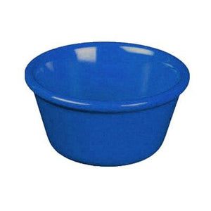 "Thunder Group ML537CB1 Ramekin, 3 Oz Capacity, 3-1/8"" Dia, Round, BPA Free, NSF"