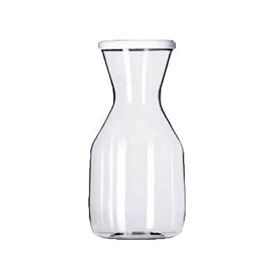 Thunder Group PLTHCF100CC 34 Oz. (1.0L) Traditional Carafe, Polycarbonate, Clear