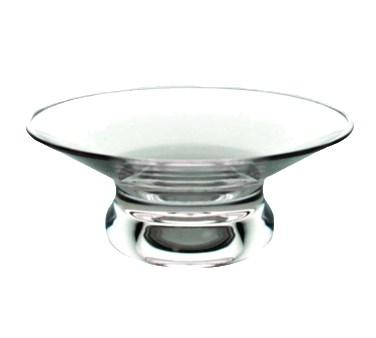 "Thunder Group PLTHFT005C 5 Oz. Fruit Tray 2"" Tall, Polycarbonate, Clear"