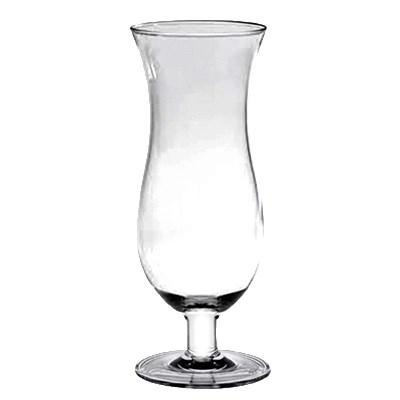 Thunder Group PLTHHC016C 16 Oz. Hurricane Glass, Polycarbonate, Clear