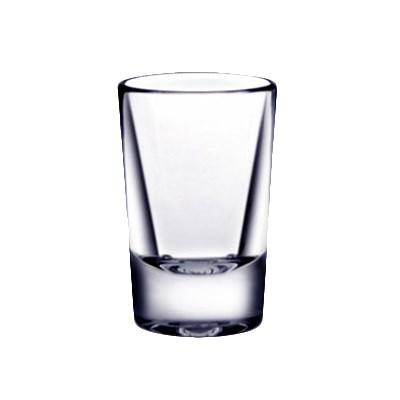 Thunder Group PLTHSG001CC 1 Oz. Shot Glass, Polycarbonate, Clear
