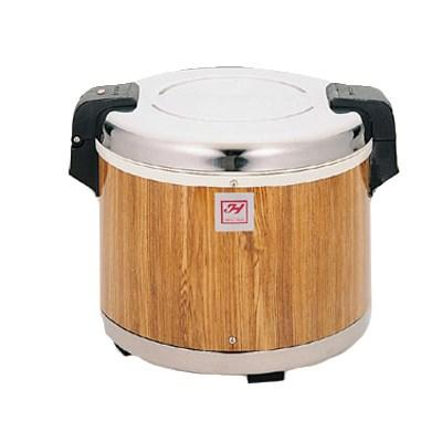 Thunder Group SEJ18000 Wood Grain 30 Cups Rice Warmer