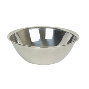Thunder SLMB004 Mixing Bowl 4 Qt. Capacity, Stainless Steel