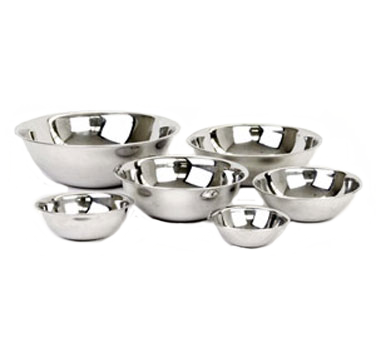 Thunder SLMB209 20 Qt Heavy Duty Stainless Steel Mixing Bowl