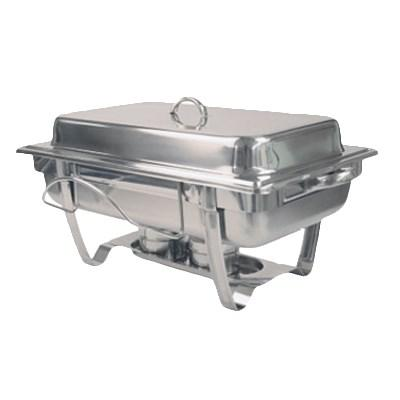 Thunder Group SLRCF0833BT 8 Quart Stainless Steel Chafer, Stackable
