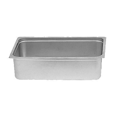 Thunder Group SLRCF111 Dripless Chafer Water Pan For Full Size 8 Qt. Chafers