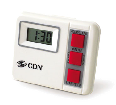 CDN TM2  Digital Timer, 20 hours by hr/min
