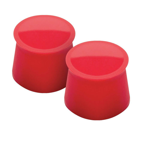 Tovolo 81-7888, Silicone Wine Caps, Candy Apple