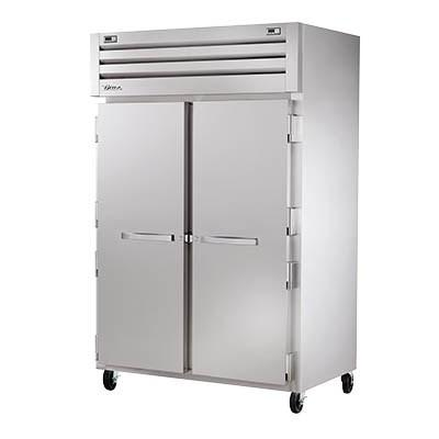 True STA2DT-2S SPEC SERIES® Reach-in Solid Swing Door Dual Temperature Refrigerator/Freezer, 115v
