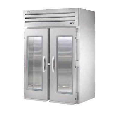 True STA2RRI-2G SPEC SERIES® Roll-in (2) Glass Swing Door Refrigerator, 115v