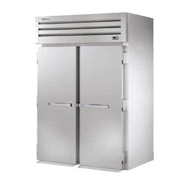 True STG2HRT-2S-2S SPEC SERIES® Roll-Thru (2) Solid Swing Door Heated Cabinet, 208-230v/1ph