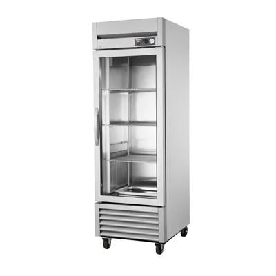 True TH-23G~FGD01 Heated Cabinet, One-Section with 3 Shelves, 115v