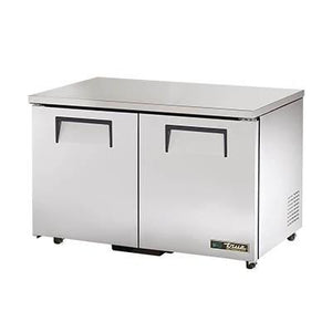 True TUC-48-ADA-HC 12 Cu Ft Undercounter Refrigerator with 2 Sections & 2 Doors, 115v
