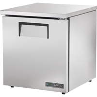 True TUC-27-LP-HC Low Profile Undercounter Refrigerator, 33-38° F, One Section