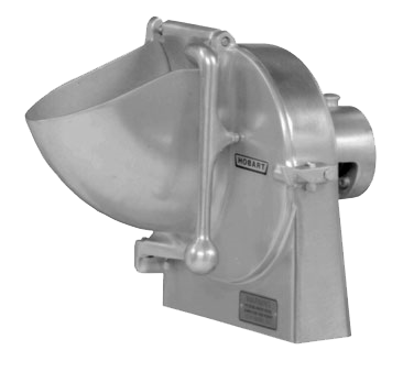 "Hobart VS9-13 9"" Vegetable Slicer for #12 attachment hub"