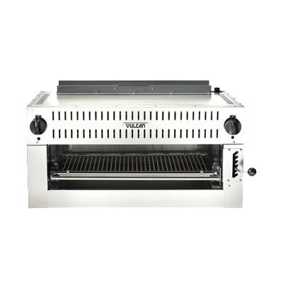 "Vulcan 36IRB-P 36"" Salamander Broiler with Heavy Duty Infrared Burner, LP Gas"