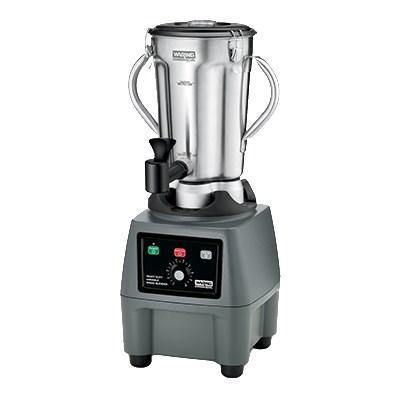 Waring CB15VSF Food Blender with Metal Container and Spigot