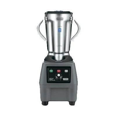 Waring CB15V, Variable Speed Food Blender, 1 Gallon, with Stainless Steel Container, 3-3/4 HP