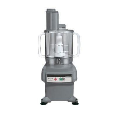 Waring FP2200 Food Processor, Continuous Feed, with Vertical Chute Feed Tube, 120v/50/60/1-ph