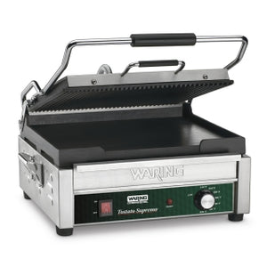 WARING WDG250 Electric Double Sandwich/ Panini Grill, 120V