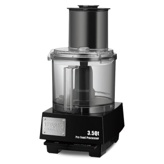 Waring WFP14S Food Processor with 3.5 Qt. Bowl - 1 hp