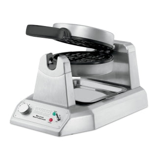 WARING WW180 Single Belgian Waffle Maker, 120V