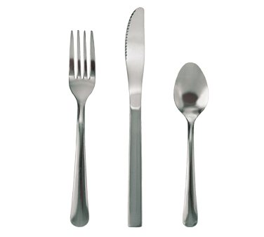 Crown Brands WH-55 Update International™ - Dinner Fork, 18/0 stainless steel, heavy weight, Windsor