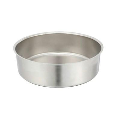 Winco 602-WP Chafer Water Pan, Stainless Steel