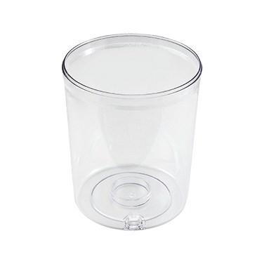 Winco 901-P1 Beverage Jar Only, Clear Polycarbonate
