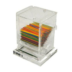 Winco ACTD-3 Toothpick Dispenser