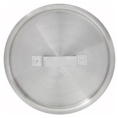 Winco ASP-5C Cover, Fits ASP-5, ASP-6SW And ASP-8SW, Round, with Handle, Aluminum