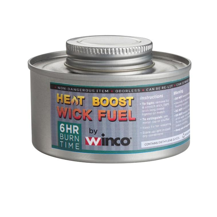 Winco C-F6 Chafing Fuel, Twist Cap, 6 Hours