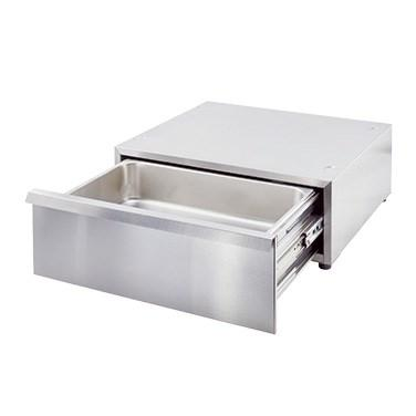 Winco EHD-30-BD Spectrum Bun Drawer For EHD-30NS Hot Dog Roller, New Design