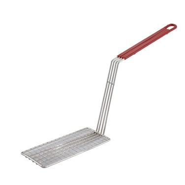 "Winco FB-PS Fry Basket Press with 11"" Handle, FB-10 & FB-20"