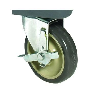 Winco IFT-C5B Brake Caster For IFT-2 And IFT-1D, 5""