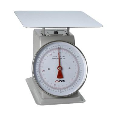 "Winco SCAL-960 Scale with 9"" Dial, 60 Lb"