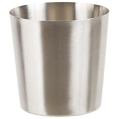 "Winco SFC-35 Stainless Steel Fry Cup, Smooth, 3-1/4"" Dia X 3-1/2""H"