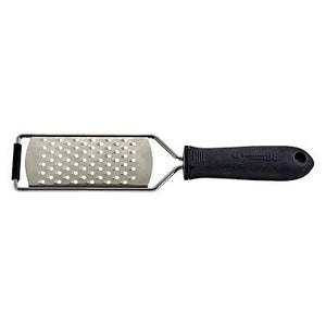 Winco VP-312 Grater With Medium Holes, Soft Grip Handle, 10""