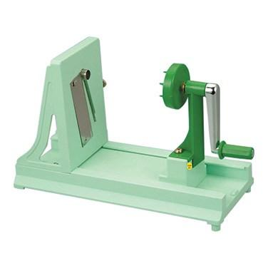 Winco VTS-3G Turning Vegetable Slicer with 3 Interchangeable Blades