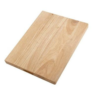 "Winco WCB-1520 Cutting Board, 15"" X 20"" X 1-3/4"" Thick, Wood"