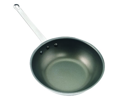 Crestware WOK08 Stir Fry Skillet 8 1/2 dia with Teflon™ Xtra coating