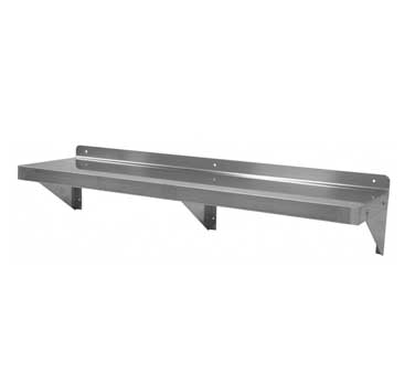 "GSW WS-W1460 Shelf, wall-mounted, 60""W x 14""D x 11""H"