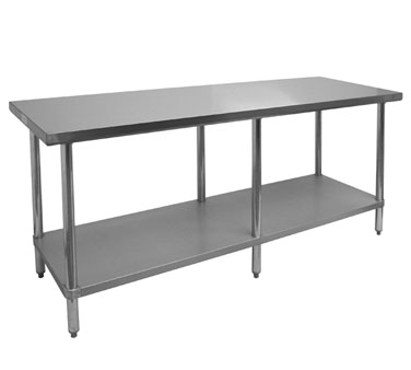 "GSW WT-P3096 Premium Work Table, 96""W x 30""D x 35""H"