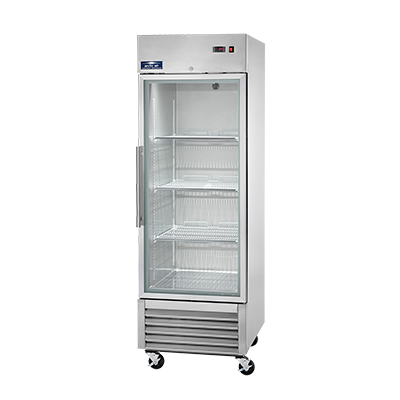Arctic Air AGR23 Reach-In Refrigerator One Section
