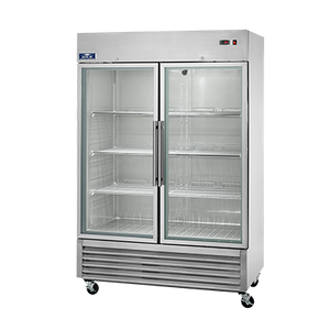 Arctic Air AGR49 Reach-In Refrigerator Two Section