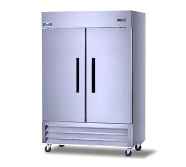 Arctic Air AR49 Reach-In Refrigerator Two Section