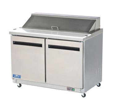 Arctic Air AST48R Sandwich/ Salad Prep Table