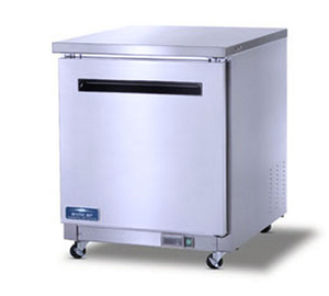 Arctic Air AUC27R Undercounter Refrigerator One Section