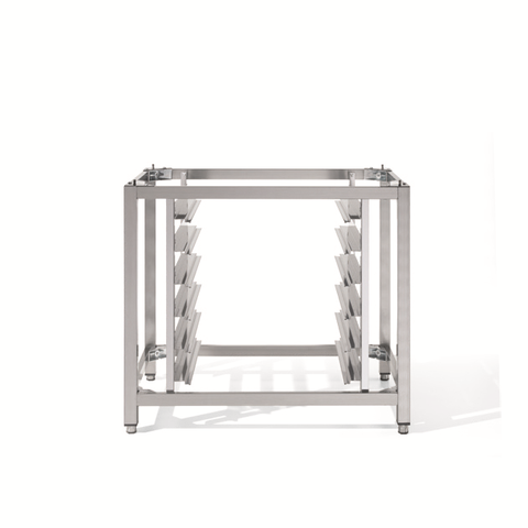 Axis AX-HYB Oven Stand, 6 Tray Capacity, Stainless Steel Construction